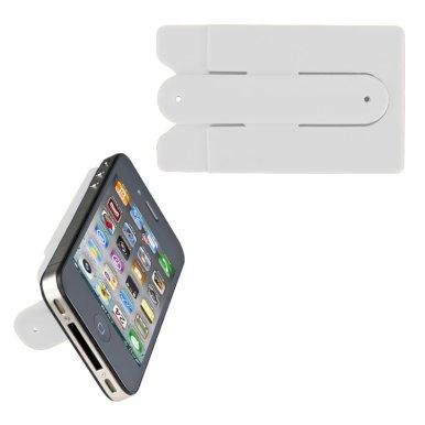 Držač smartphona s džepićem za posjetnicu ili karticu, silikonski