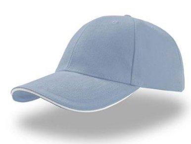 Kapa, Compact Sandwich, brušeni pamuk, svijetlo plava