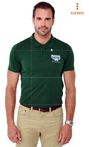 Majica ELEVATE,KR, Seller Polo, pique majica, 100% pamuk, 180 gr,muška