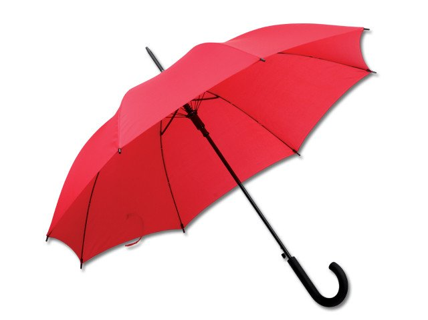 Kišobran automatski, Donald, crveni