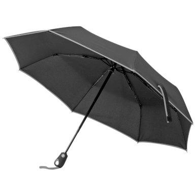 Kišobran, sklopivi, mali, crni