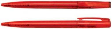 Kem. olovka, Jocker transparent, crvena