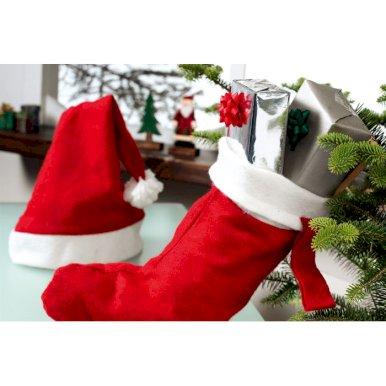 Kapa, Djed Mraz, crvena