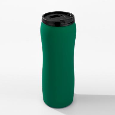 Termos šalica, 450 ml, zelena