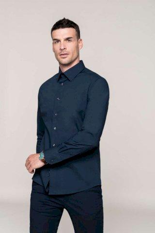 Košulja muška DR, 97% pamuk+3% elastin