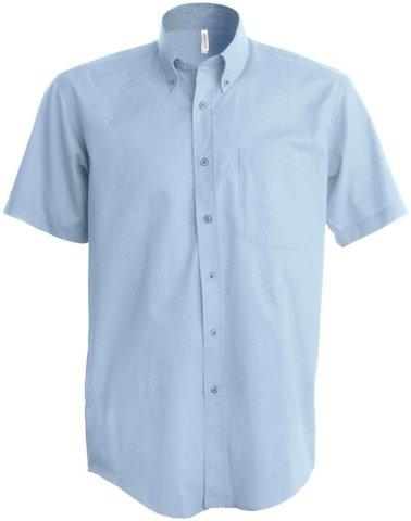 Košulja, muška, KR, 100%pamuk, bijela, M