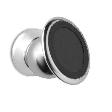 Držač mobitela, s magnetom, srebrni