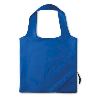 Torba za kupovinu, sklopiva, royal plava