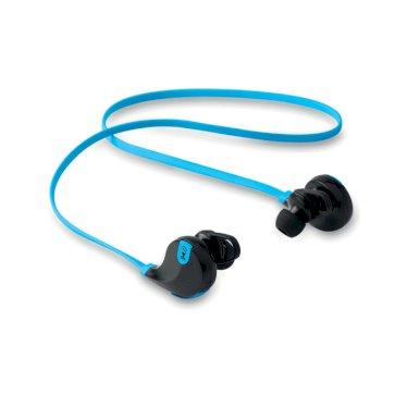 Slušalice za mobitel, bluetooth, s mikrofonom, tirkizne