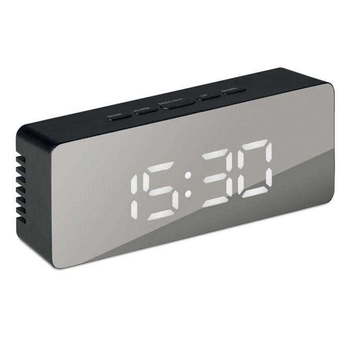 Digitalni sat, crni