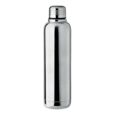 Termo boca,  500 ml, srebrna