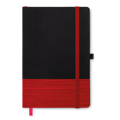 Rokovnik A5, 80 stranica, crveni