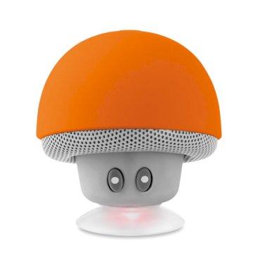 Zvučnik bluetooth, držač mobitela, narančasti