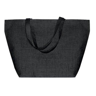 Torba za kupovinu, non woven, crna