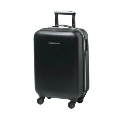 Kofer Cerruti, na kotačiće, crni