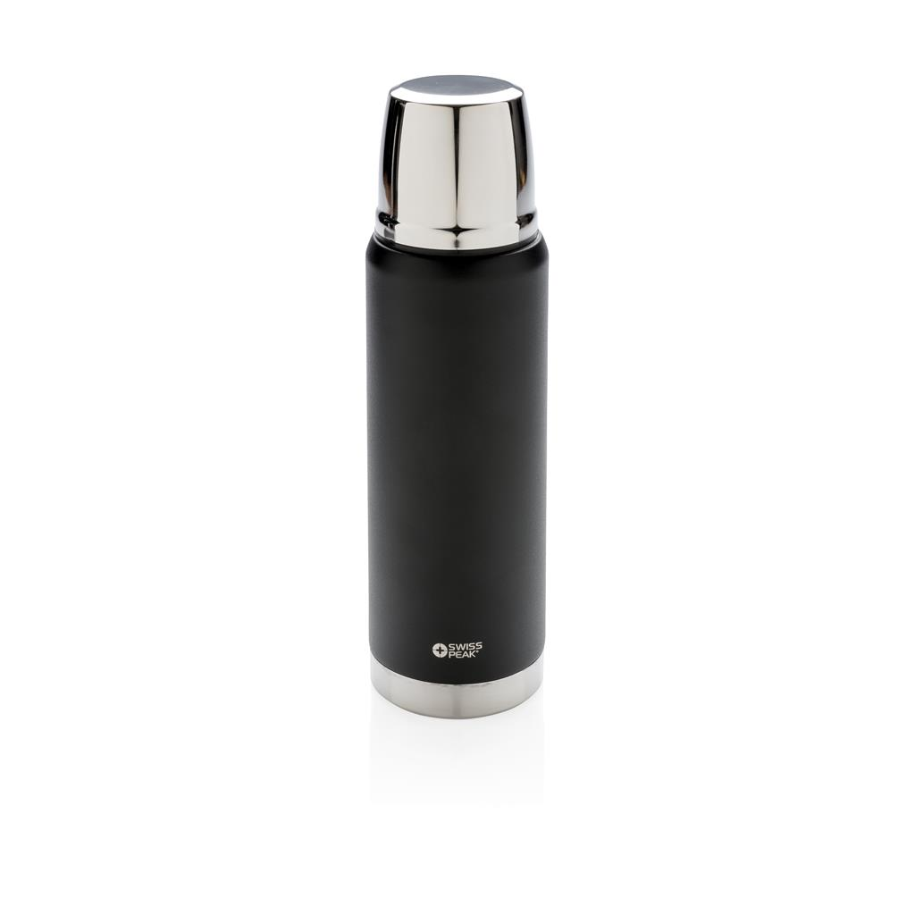 Termo boca, Swiss Peak Elite,500 ml, crna