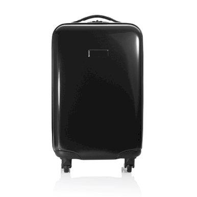 Kofer (cabin size), 4 4 kotačića,crni ABS