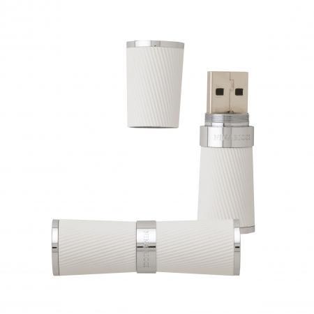 USB, 8 GB, Dune, bijeli