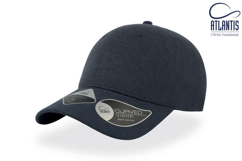 Kapa, Uni-cap piquet, tamno plava, L/XL