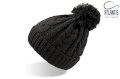 Kapa Vogue, zimska, pletena, crna