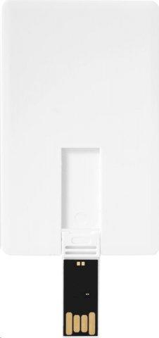 USB memory stick, oblik kreditne kartice, 32GB