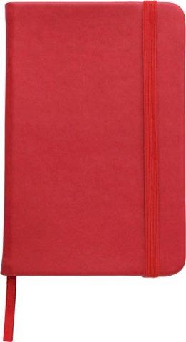Rokovnik A5 s gumicom i linijama, 96 listova, 192 stranice