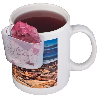 Posuda za odlaganje čajne filter vrećice