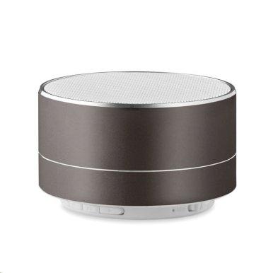 Bluetooth zvučnik, 3W, titanium