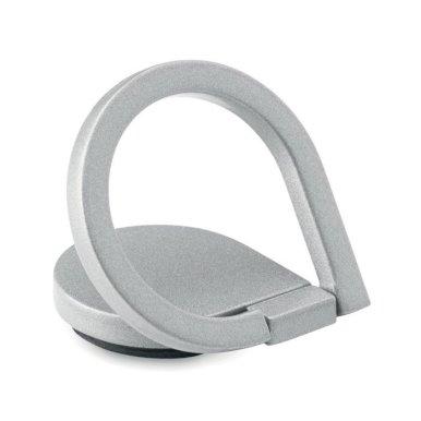 Prsten stalak za mobitel,srebrni