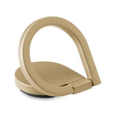 Prsten stalak za mobitel, zlatni