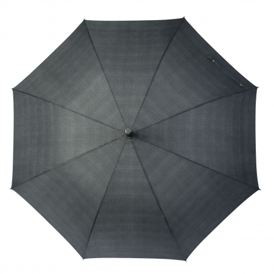 Hugo Boss , kišobran Illusion, automatski sivi