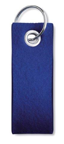 Privjesak za ključeve, plavi