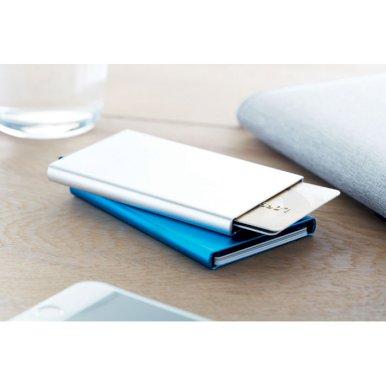 Etui za kartice, aluminijski, s RFID zaštita