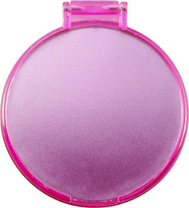 Ogledalo, jednostruko, džepno, rozo
