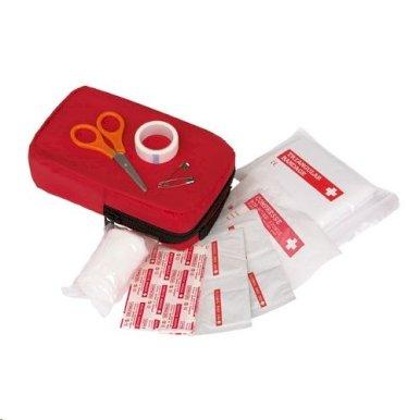Prva pomoć, u crvenom  etuiu, 8 dijelova