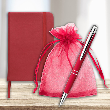 Poklon paket Notes crveni