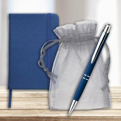 Poklon paket Notes plavi