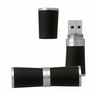 USB, 8 GB, Dune, crni