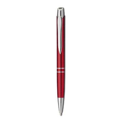 Kem. olovka, Marieta Metalic, crvena