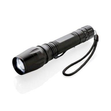 Svjetiljka 10W  CREE LED, aluminijska, crna