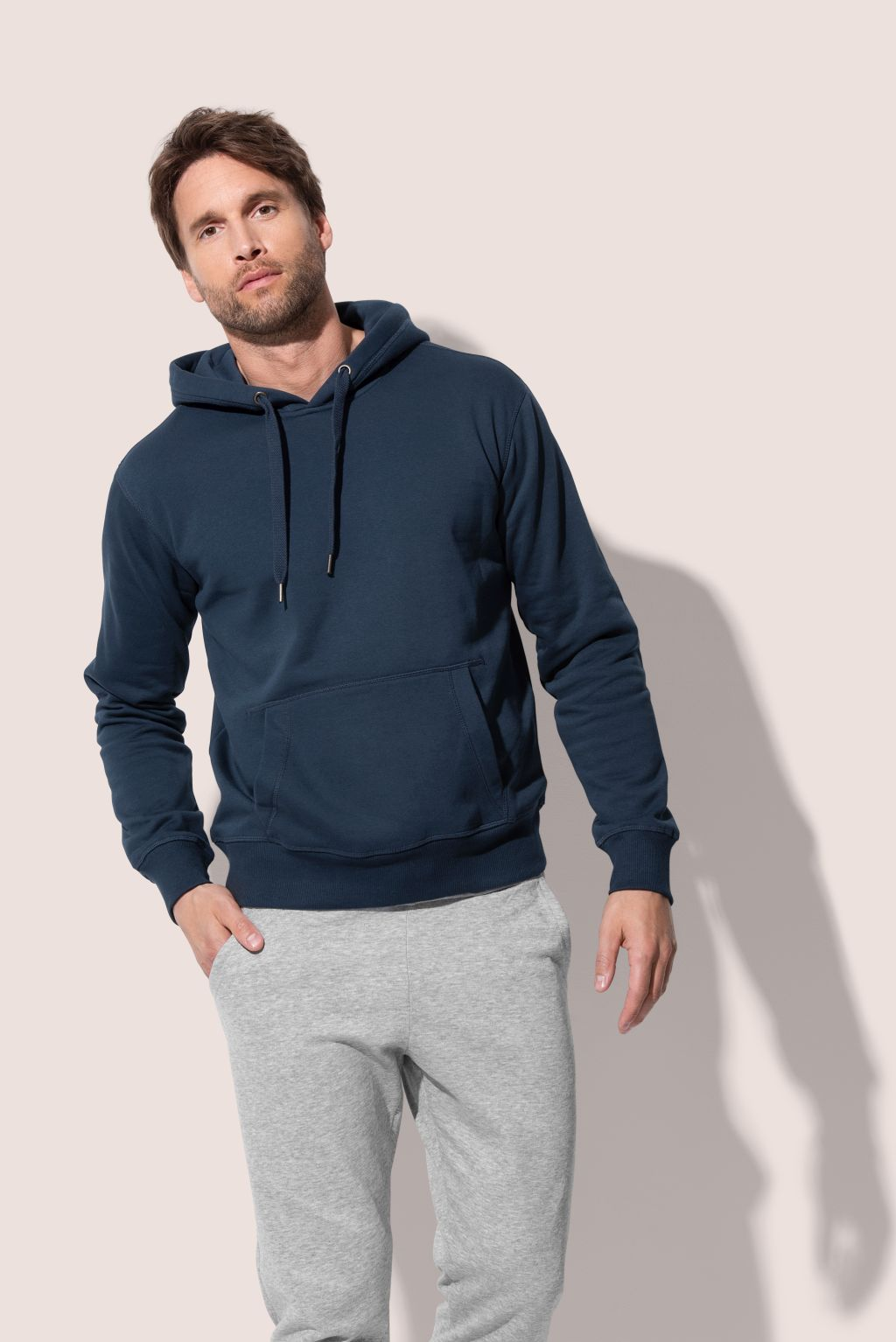 Pulover, DR, Active Sweat Hoody, 270 gr