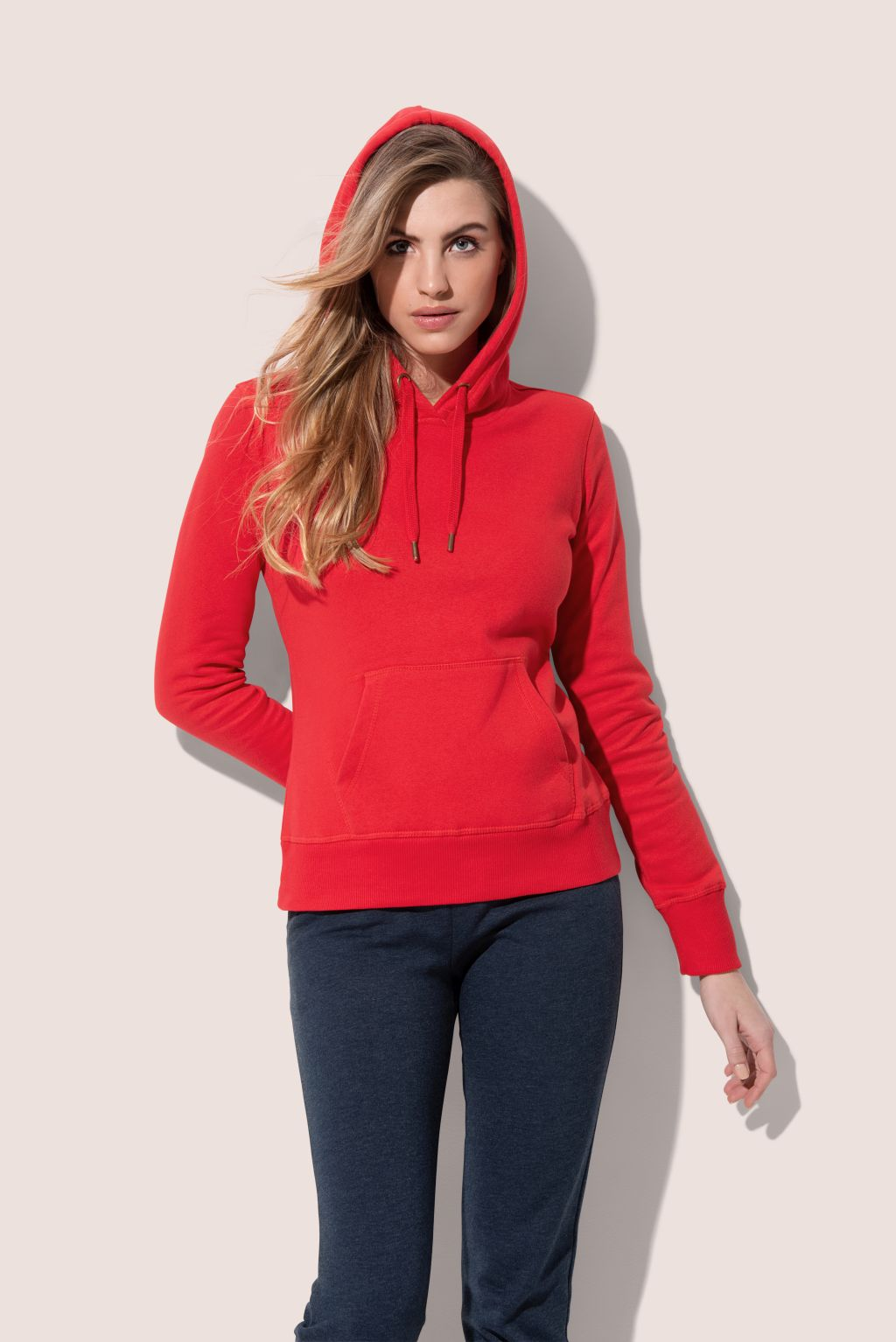 Pulover, DR, Active Sweat Hoody, women, 270 gr