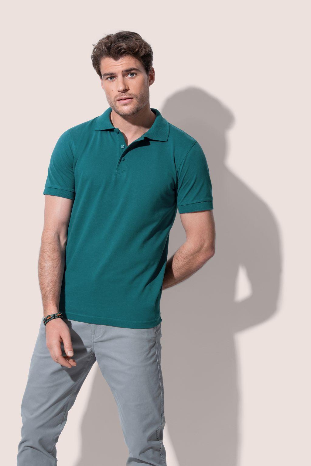 Majica, KR, Stedman Polo, HARPER, 180 gr