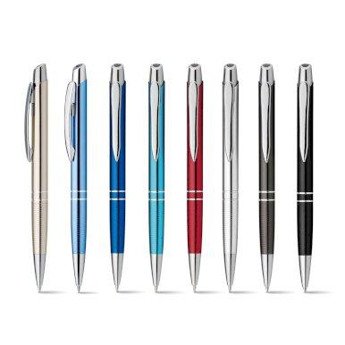 Kem. olovka, Marieta Metalic