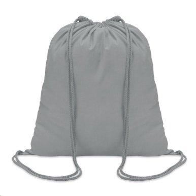 Vrećica za papuče, pamučna,siva