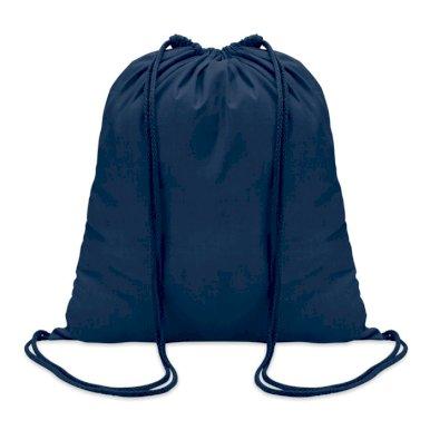 Vrećica za papuče, pamučna,100gr, tamno plava