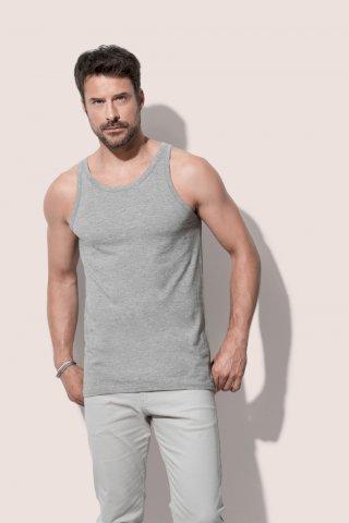 Majica, bez rukava, Stedman classic man, 160 gr
