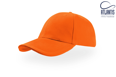 Kapa, Compact Sandwich, brušeni pamuk, narančasta