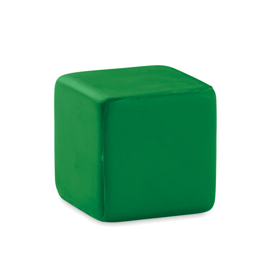Antistres kocka, zelena