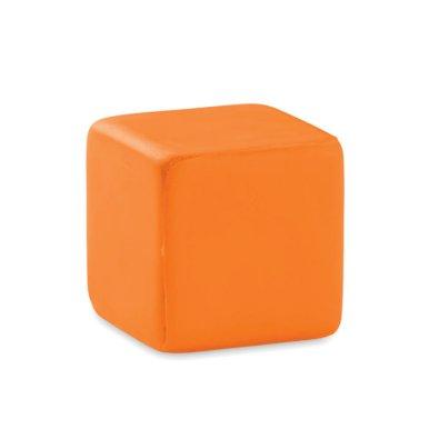 Antistres kocka, narančasta